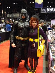 Batman sold separately.