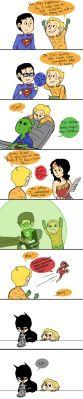 Poor Aquaman.