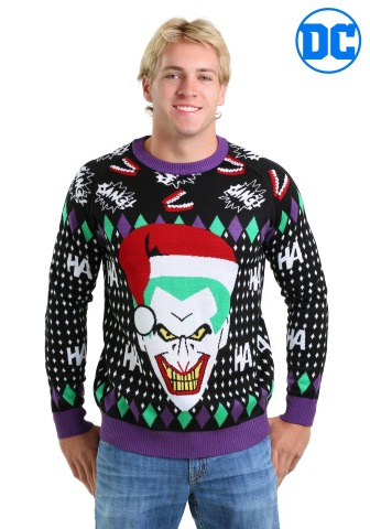 joker-santa-sweater
